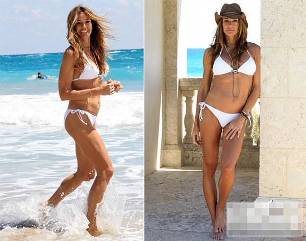 Kelly Bensimon 在西棕櫚灘
