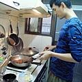開始料理吧!