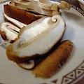 新鮮大香菇切片