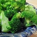 低油蒸煮法-翠綠花椰菜