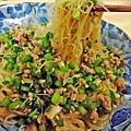 炒韭菜花米粉