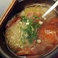番茄魚露麵線