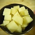 馬鈴薯去皮切小塊