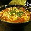 冬眠燉肉配麵