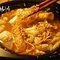 沙茶豬肉火鍋
