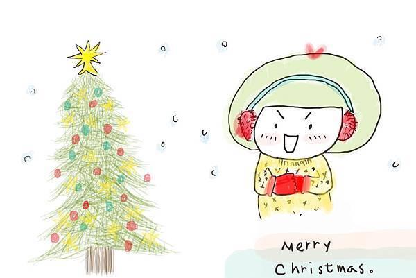 聖誕快樂。.jpg