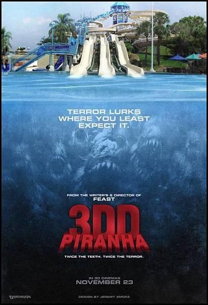 3D食人魚2-全面獵殺Piranha 3DD