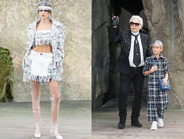 Kaia Gerber %26; Karl Lagerfeld.jpg