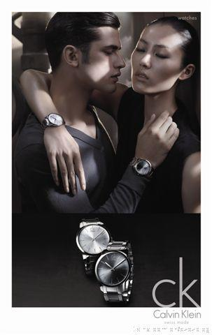 Ck Calvin Klein Watches by Liu Wen & Sean O'Pry.jpg