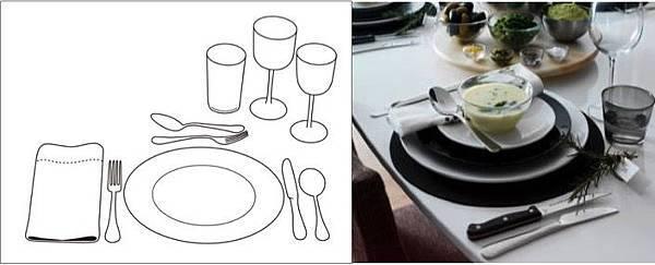 IKEA 4_西餐擺盤