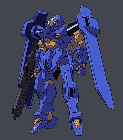 克里姆尼克專用藍色塗裝Montero