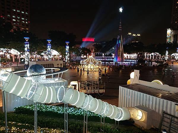 越夜越美麗,Xperia XZ2 Premium 兩大耶誕城實拍