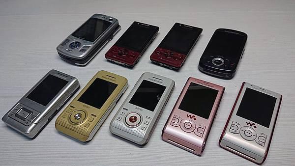 舊時光的回憶~我的SE手機與其他珍藏 - 4