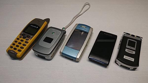 舊時光的回憶~我的SE手機與其他珍藏 - 10
