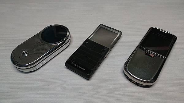 舊時光的回憶~我的SE手機與其他珍藏 - 2