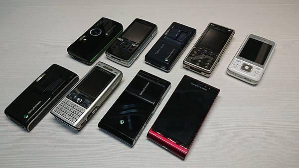 舊時光的回憶~我的SE手機與其他珍藏 - 5