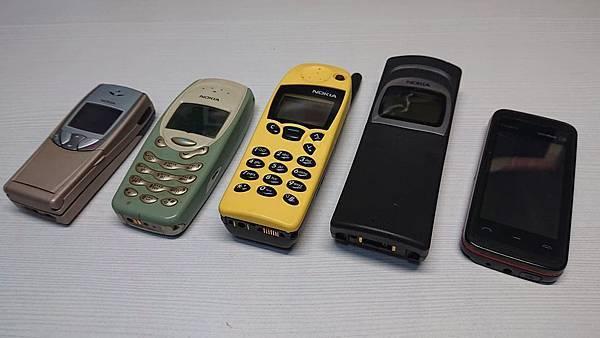 舊時光的回憶~我的SE手機與其他珍藏 - 15