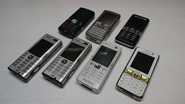 舊時光的回憶~我的SE手機與其他珍藏 - 3