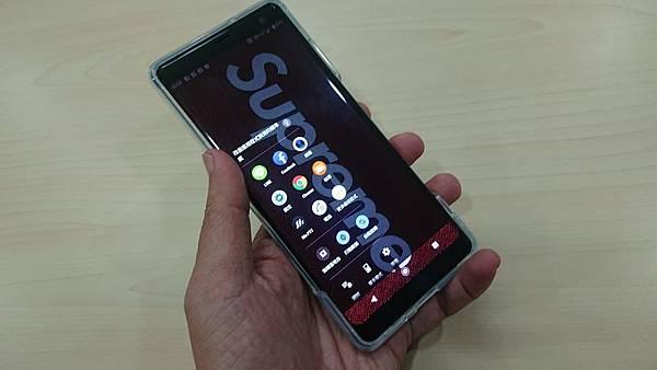 新年首發~Xperia XZ3 Elecom 保護殼分享 - 13