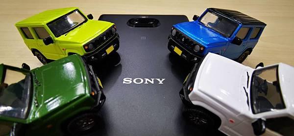 一次開四台~Suzuki Jimny 轉蛋分享