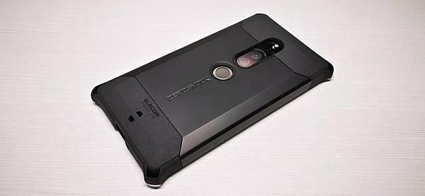 XZ2 Premium ZeroShock背蓋開箱與耐衝擊保護貼分享 - 11
