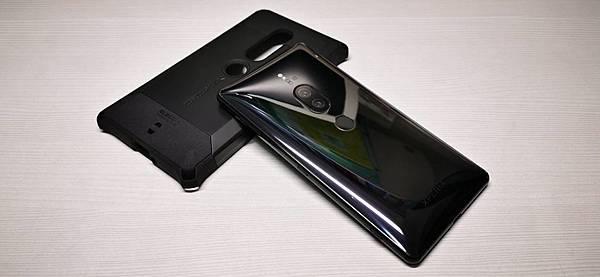 XZ2 Premium ZeroShock背蓋開箱與耐衝擊保護貼分享 - 5