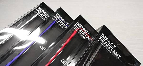 本土品牌 Xperia 1 金屬框~Devil Case 四色開箱 - 2