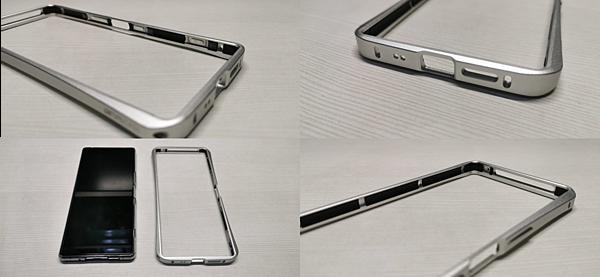本土品牌 Xperia 1 金屬框~Devil Case 四色開箱 - 6