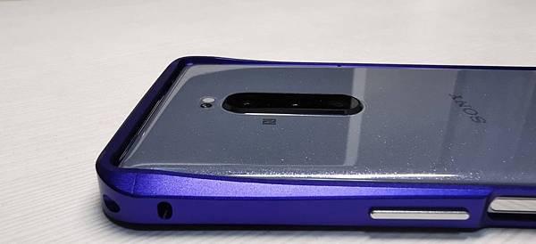 本土品牌 Xperia 1 金屬框~Devil Case 四色開箱 - 12