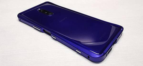 本土品牌 Xperia 1 金屬框~Devil Case 四色開箱 - 16