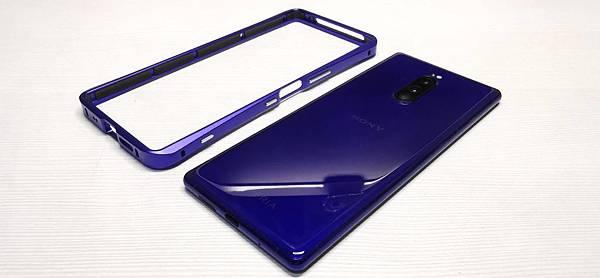 本土品牌 Xperia 1 金屬框~Devil Case 四色開箱 - 17