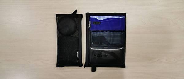 11月Sony體驗活動 Xperia 紗網收納袋 入手 - 6