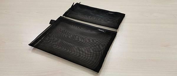 11月Sony體驗活動 Xperia 紗網收納袋 入手