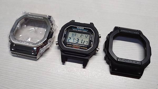 鋼鐵柔情~CASIO G-Shock DW5600 改裝實錄