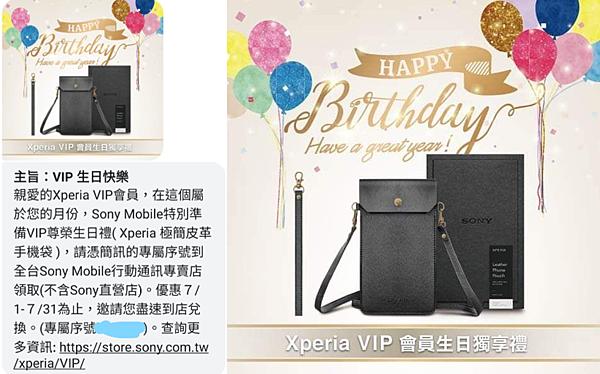 2020新款生日禮~Xperia 極簡皮革手機袋 - 1