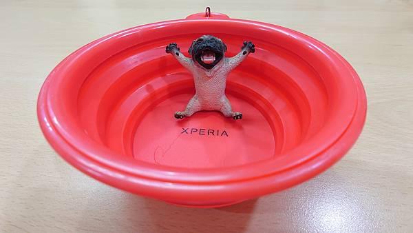 期間限定再現! Xperia 寵物雙用水糧杯組開箱 - 6