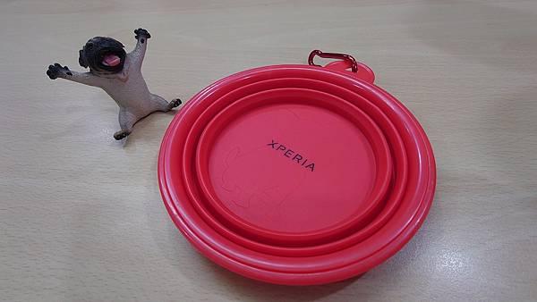 期間限定再現! Xperia 寵物雙用水糧杯組開箱 - 5