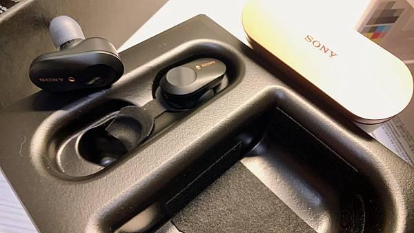 再次入手再次開箱-Sony WF-1000X M3