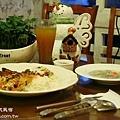 宜蘭民宿 戀戀小棧~美味的晚餐