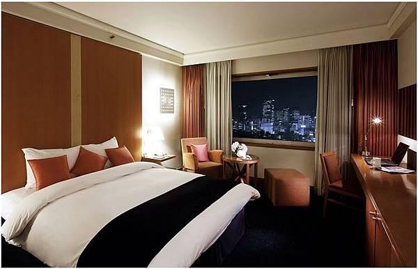 首爾諾富特江南大使飯店Novotel Ambassador Gangnam DBL Q size