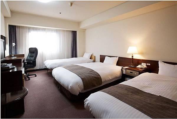 大阪花園難波飯店Osaka Floral Inn Namba  TRP-行軍床