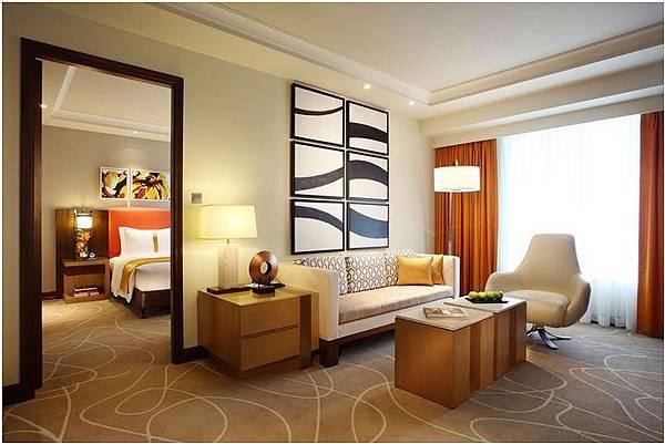 澳門金沙城中心假日酒店Holiday Inn Macao Cotai Central suite
