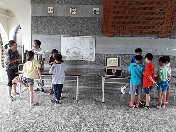 壯圍團委會9月課後輔導3