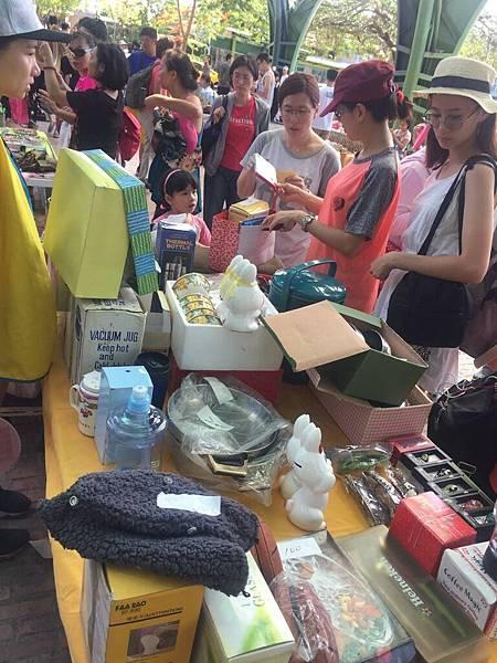 蘇澳9月愛心跳蚤市場義賣活動5