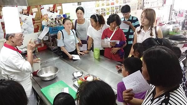 宜蘭縣新住民「幸福美食料理課程」活動1