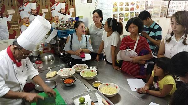 宜蘭縣新住民「幸福美食料理課程」活動6
