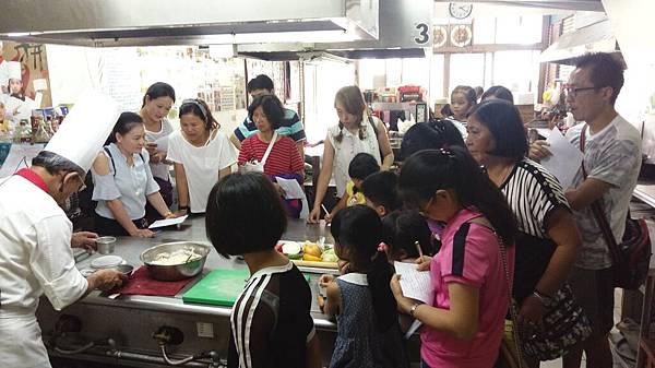 宜蘭縣新住民「幸福美食料理課程」活動8