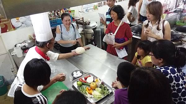 宜蘭縣新住民「幸福美食料理課程」活動7