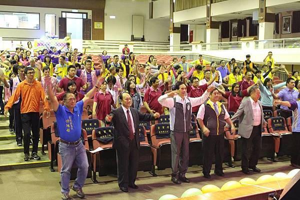 宜蘭縣慶祝本團成立65週年團慶暖身活動00
