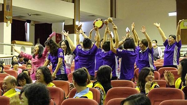宜蘭縣慶祝本團成立65週年團慶隊呼3